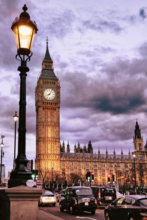 bigben city of london cab