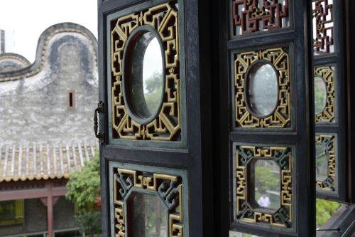bijiang golden house ming and qing architecture chinese ancient architecture