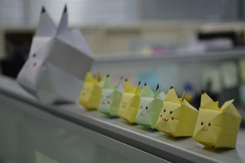 bika qiu origami manual