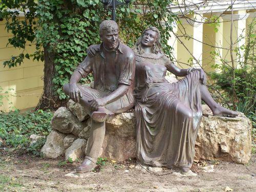 bikal experience estate statue
