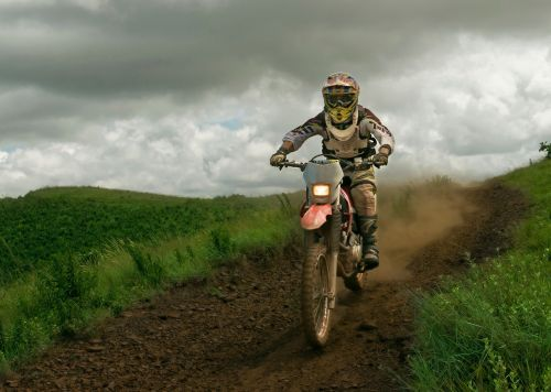 bike motocross speed