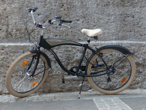 bike nostalgic land vehicle