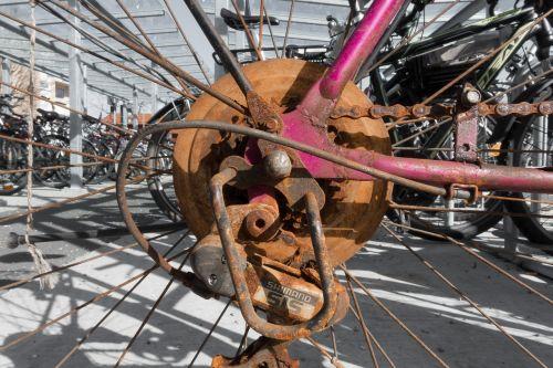 bike circuit spoke