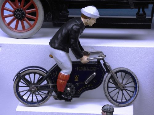 bike a motorcycle toy