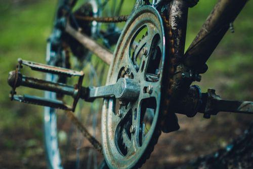 bike antique retro
