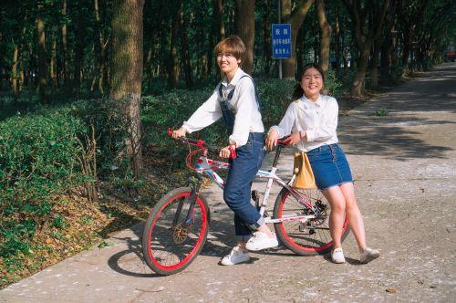 bike university student ningbo university