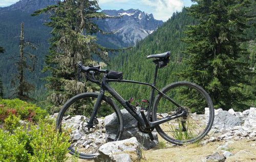 bike mountains exercise