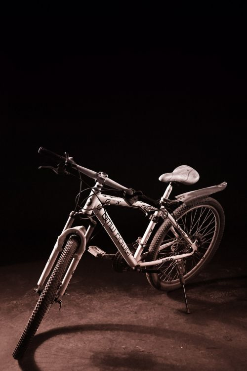 bike realism photography