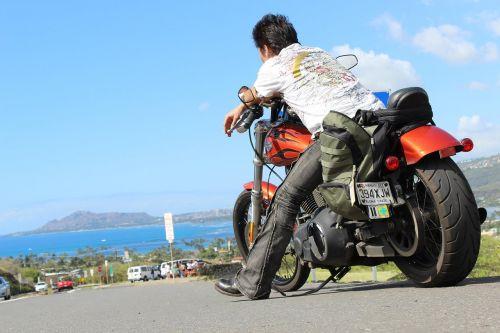 bike hawaii harley