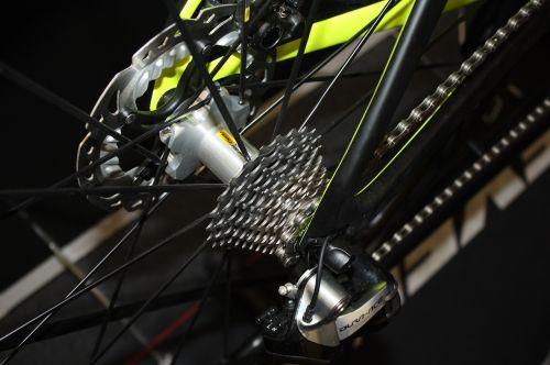 bike stevens frame