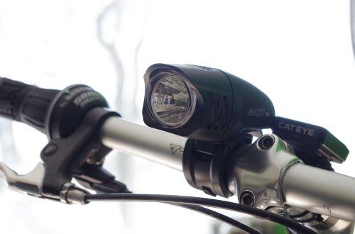 bike handlebars light