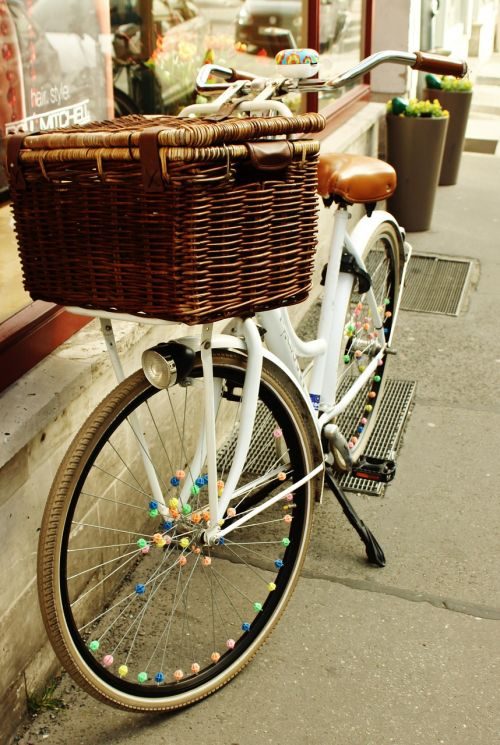 bike bicycle city