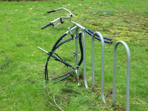bike theft bicycle