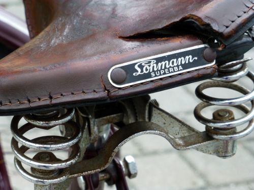 bike bicycle saddle seat