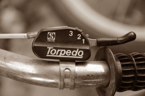 bike gears handlebars