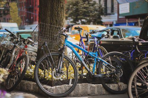 bike bicycle parking