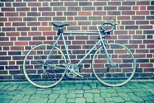 bike bicycle cobblestone