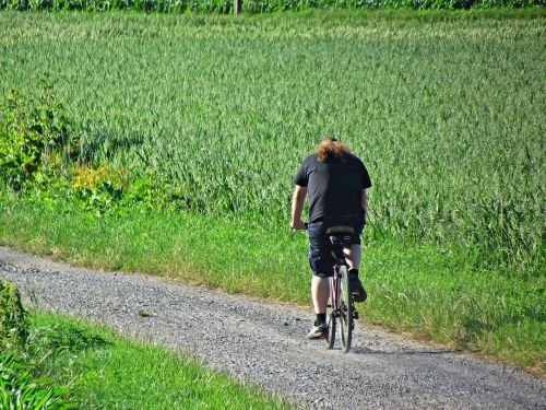 bike male field