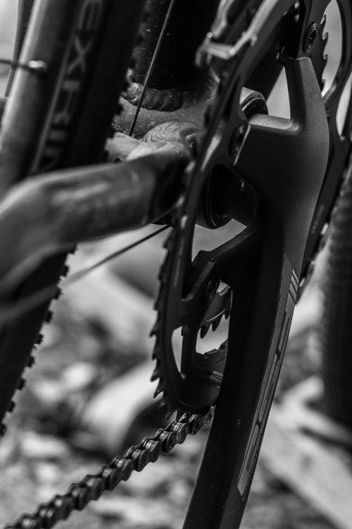 bike part macro