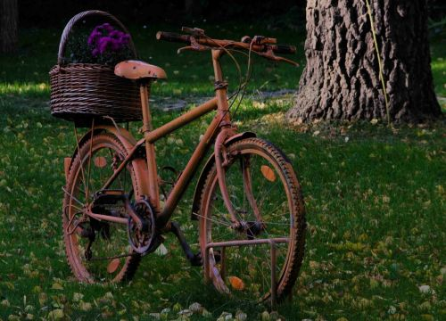 bike old retro