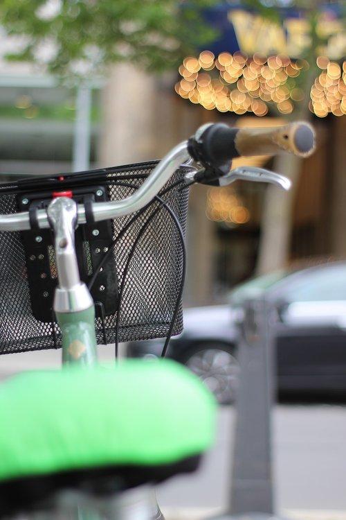 bike  handlebars  city