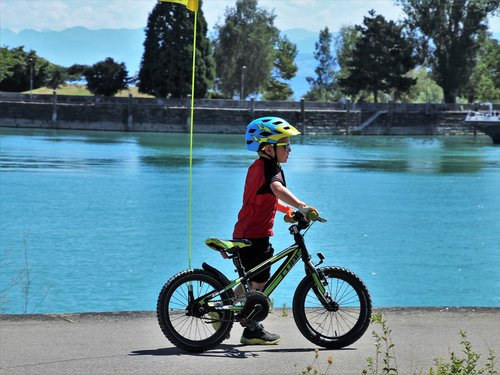 bike  childhood  boy
