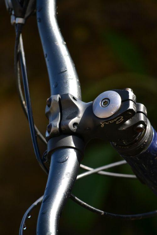 bike handlebars bicycle