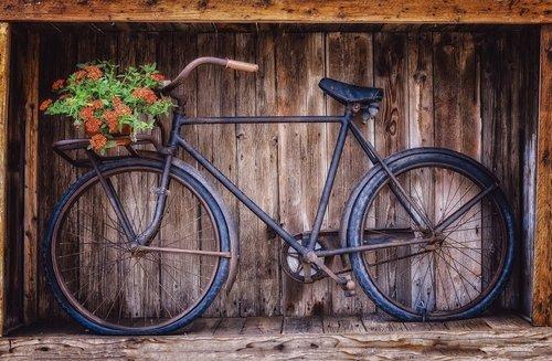 bike  two wheeled vehicle  wheel