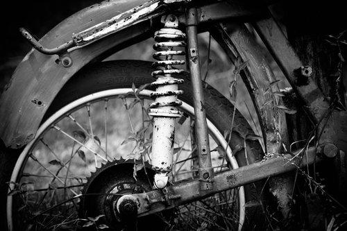 bike  old  nostalgia