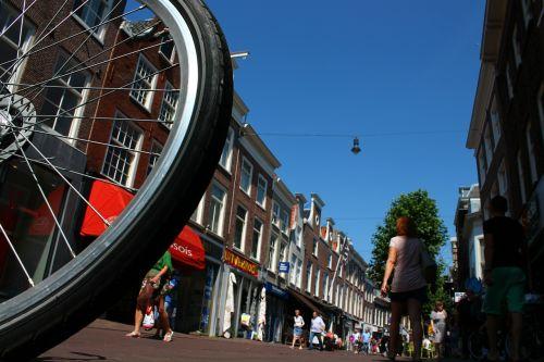 bike mature city