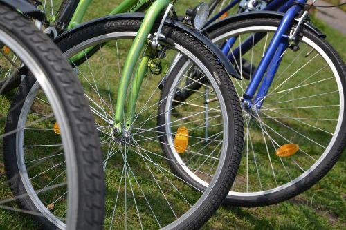 bike bicycles wheels