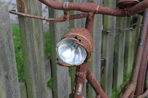 bike lamp stainless