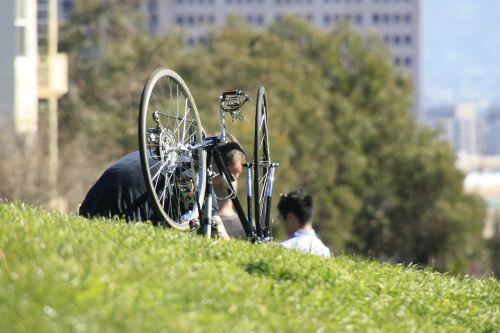 bike bicycle broken
