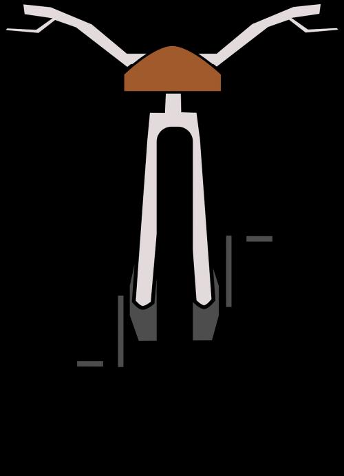 bike wheel pedals