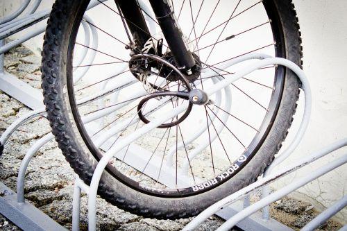 bike wheel protection