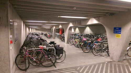bike gent bicycle parking