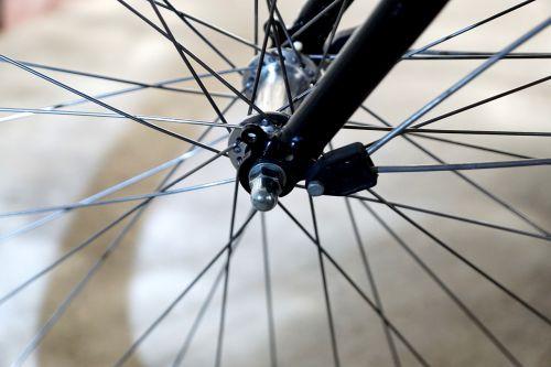 bike velo front wheel