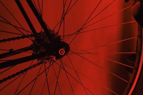 bike bicycle wheel