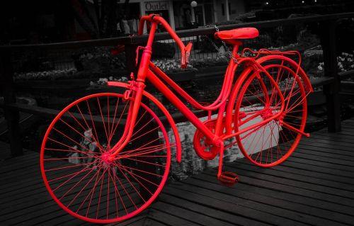 hipster bike retro