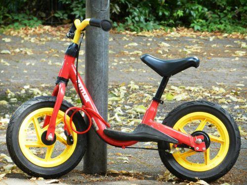 bike a motorcycle children
