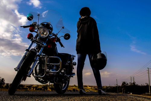 bike lover road trip motorcycle