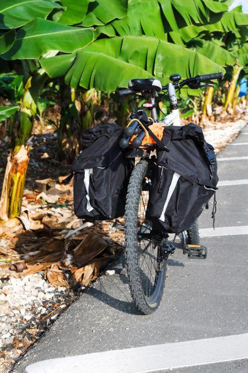 Bike On A Road