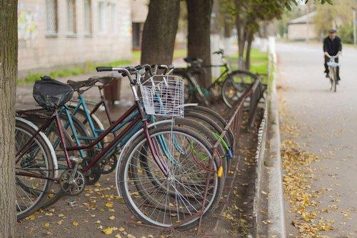 bike parking  bike  parking