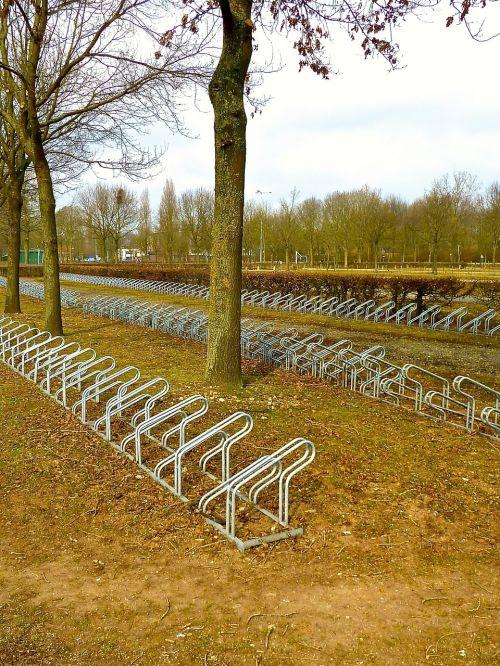 bike rack parking rack
