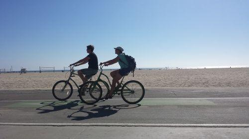 bike ride bike beach