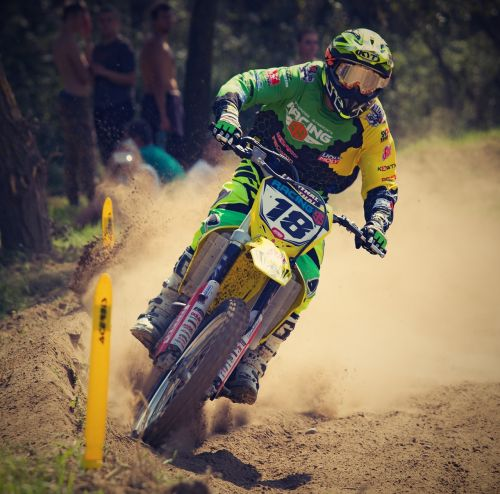 bike rider cross motocross