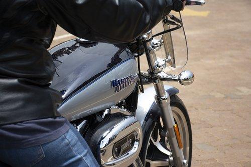biker  rider  motorbike