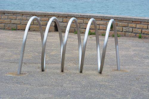 bikes bike storage metal