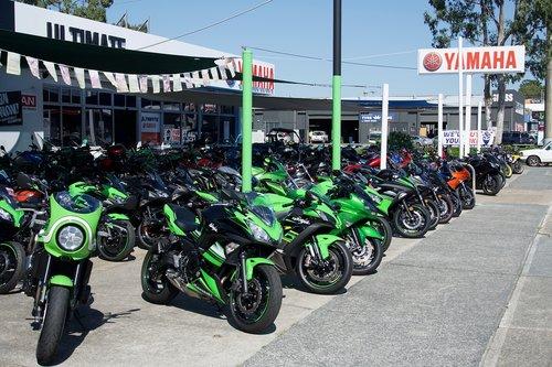 bikes  dealership  motorcycles