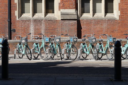 bikes  bicycles  brighton